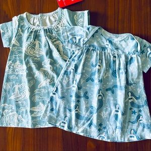 Bundle- Winter Water Factory Summer Dresses - 6mo